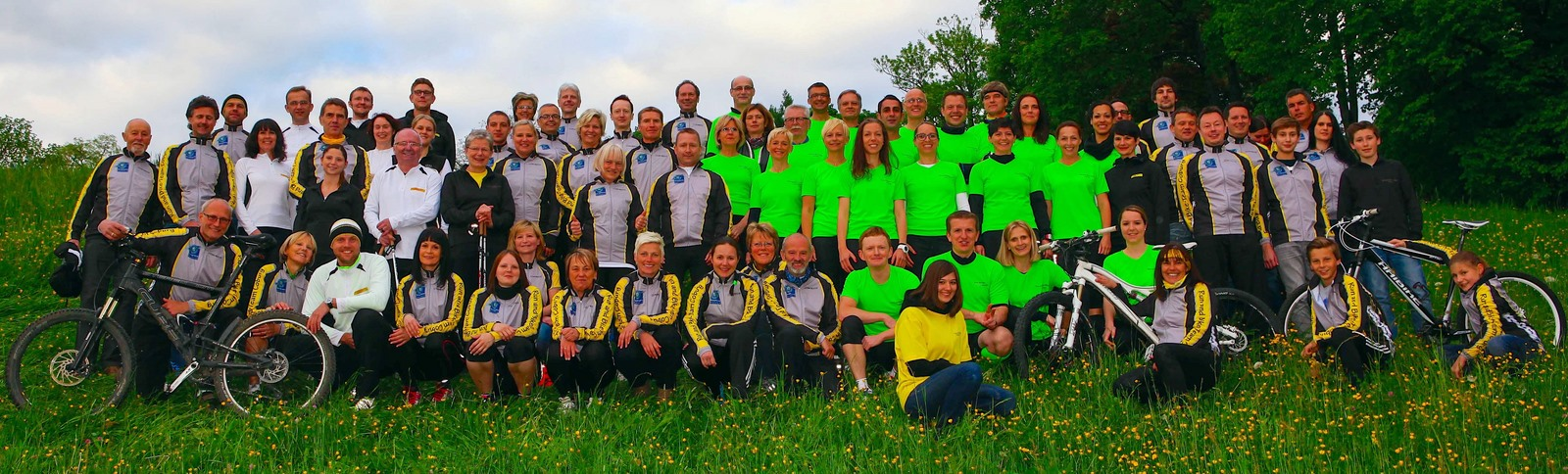Laufgruppe Run and Bike-Team 2012